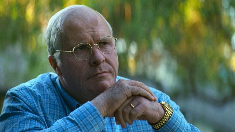"""""""Vice"""" d'Adam McKay : Christian Bale en Dick Cheney, le vilain homme de l'ombre"""