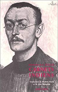 Hermann Hesse, Carnets indiens, José Corti
