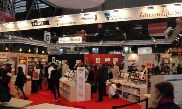 Salon Livre Paris : le public au rendez-vous