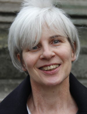 Sylvie Gouttebaron (crédits : Pierre Monastier)
