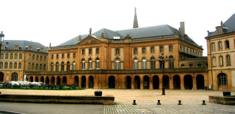 Metz Métropole recrute un administrateur pour l'Opéra-Théâtre (h/f)