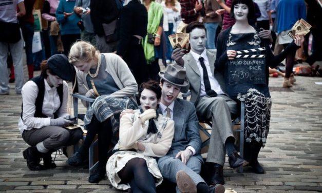 The Fringe: le off d'Édimbourg, entre festival et marché