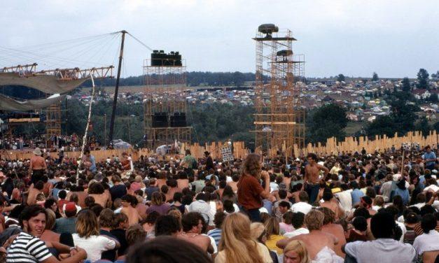 Le légendaire festival Woodstock fête ses 50 ans