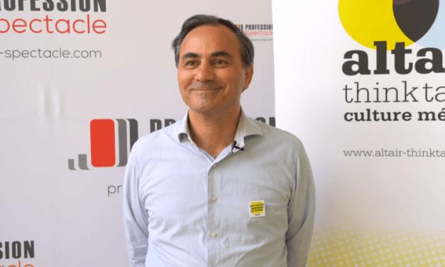 Vidéo. François Adibi (Altaïr) : une assemblée constituante pour sortir de l'internet prédateur
