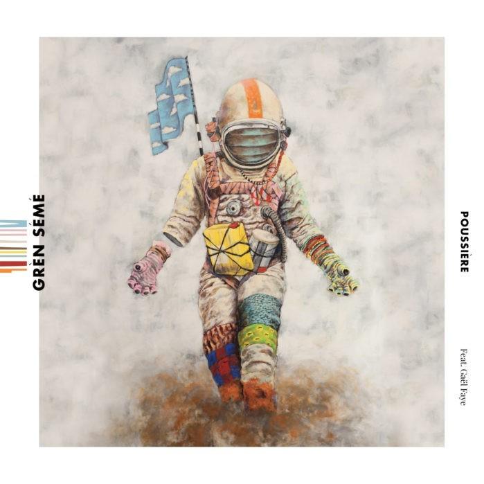 Grèn Sémé Poussière EP album