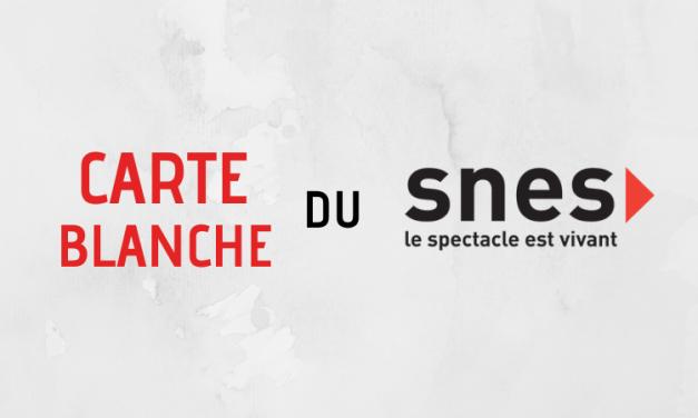 Lettre ouverte du SNES sur la diversité artistique et l'exception culturelle française
