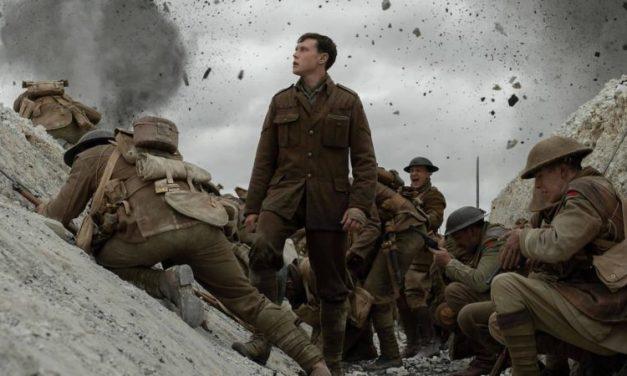 1917: Sam Mendes se lance dans le film de guerre: magistral!