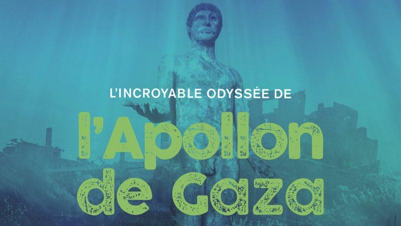 """L'Apollon de Gaza"" de Nicolas Wadimoff"