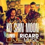 Ko Shin Moon nouveau lauréat du Prix Société Ricard Live Music