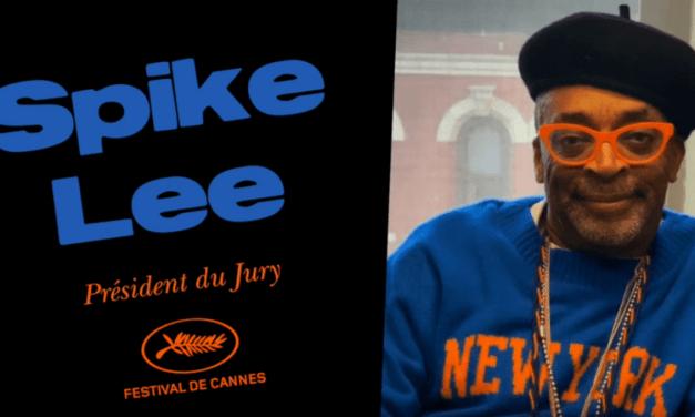 """Spike Lee : """"Je suis honoré d'être la première personne de la diaspora africaine à assurer la présidence du jury de Cannes"""""""