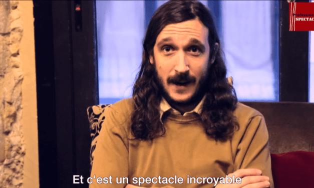 VIDÉO. L'œuvre-choc d'Émile Sornin, leader du groupe Forever Pavot