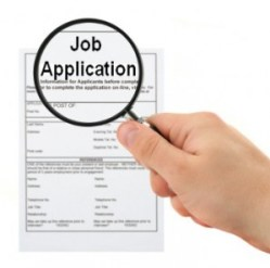 job application form completion | application form help and advice