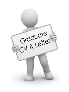 Graduate CV and cover letter writer UK