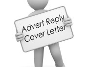 Advert Reply cover letter writing service UK