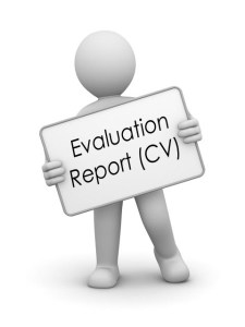 Cv review and full cv evaluation report