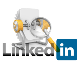 contact details on Linkedin profiles