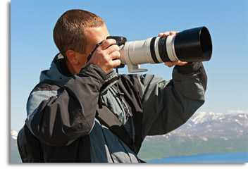 Variety of Photography Professions