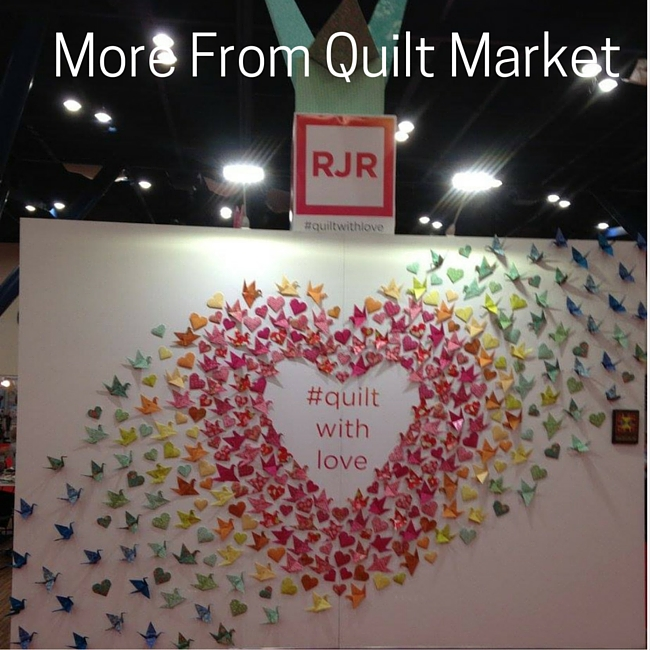 More From Quilt Market
