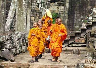 The Icon of Cambodia: Angkor Wat