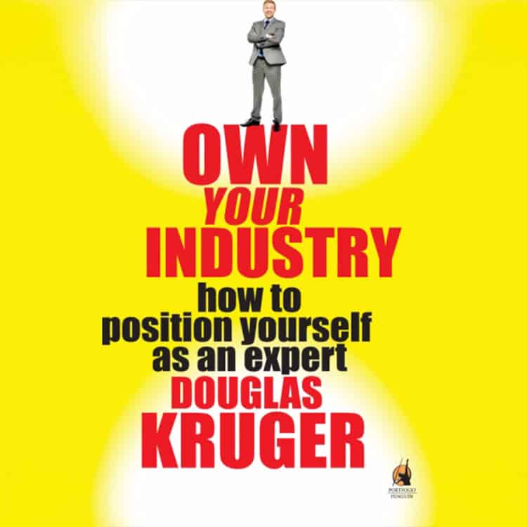 Innovation strategist Douglas Kruger Own Your Industry