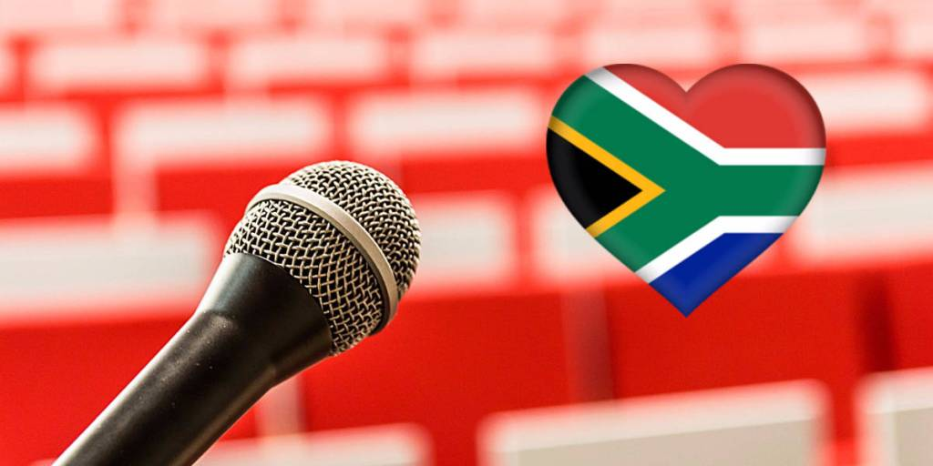 how to become a motivational speaker in South Africa