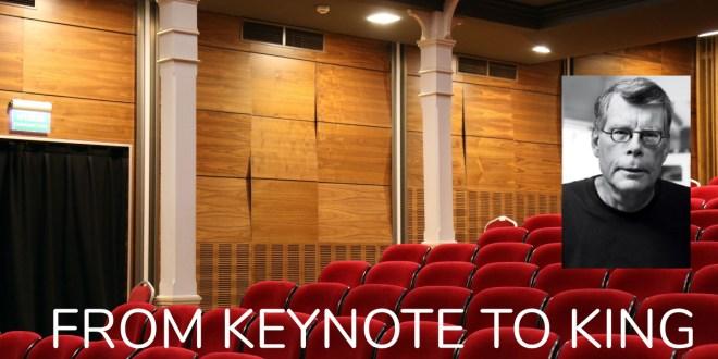 keynote speaker, Jacques de Villiers