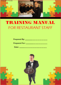 Training-Manual-Template