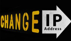 change IP Address to another Country