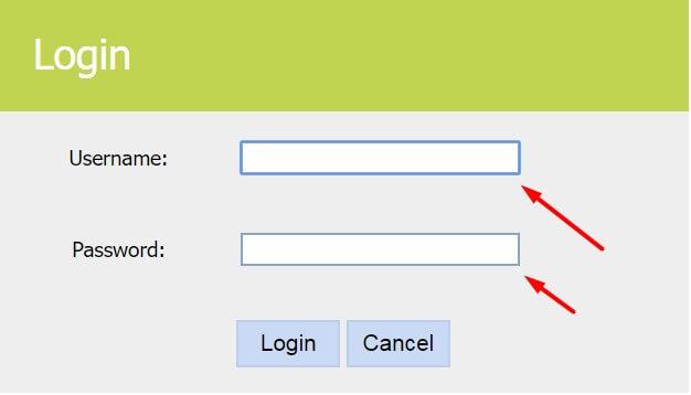 PTCL login