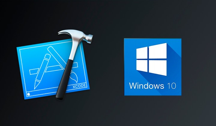 Install Xcode on Windows 10