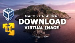 Download macOS Catalina Virtual Image