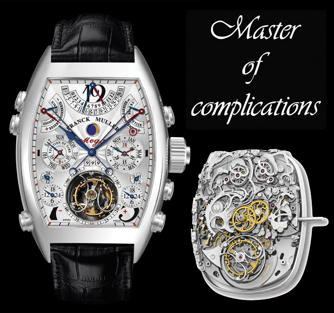 9e0b4cf4f1b World s Most Complicated Wristwatch Franck Muller Aeternitas Mega 4