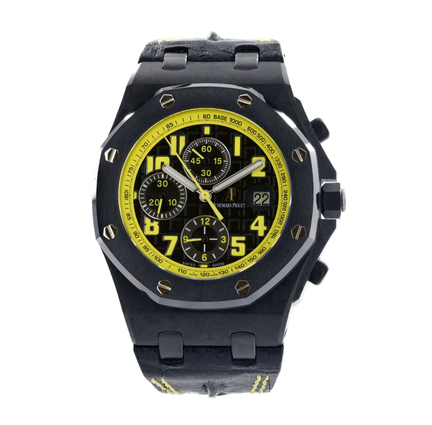 Forged Carbon Royal Oak Offshore Chronograph