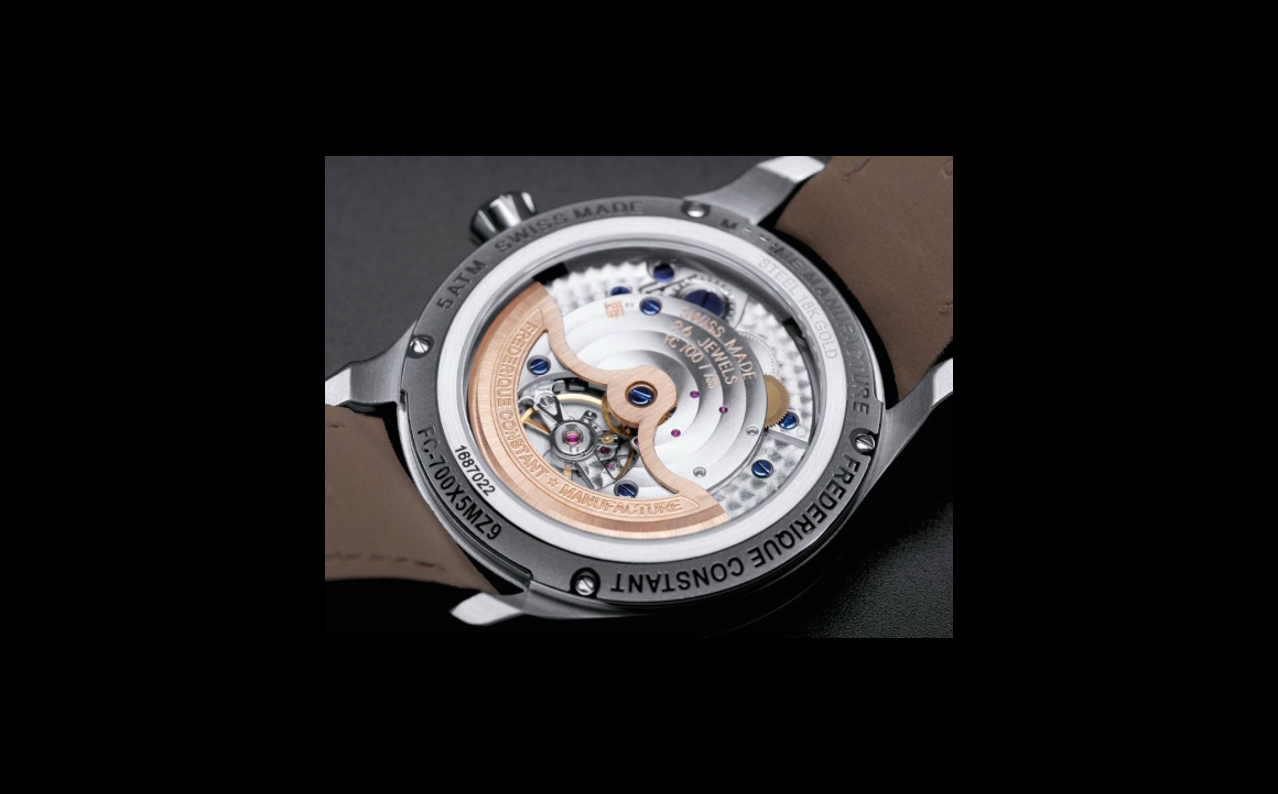 Frédérique Constant Maxime Manufacture Automatic movement