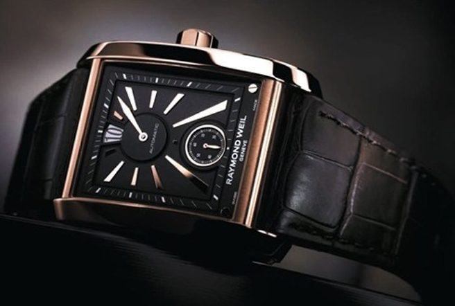 Raymond Weil Don Giovanni Così Grande Jumping Hour