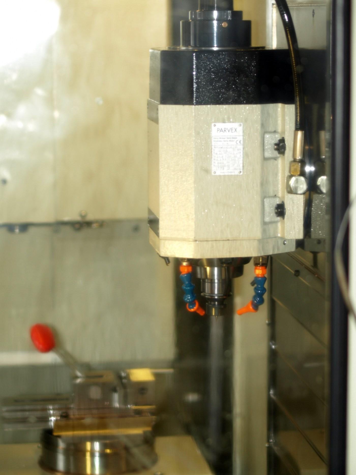 CNC watch hands cutting machine