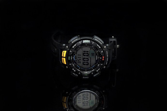 Casio Pathfinder Triple Sensor Multi-Function Sport PAG240-1CR