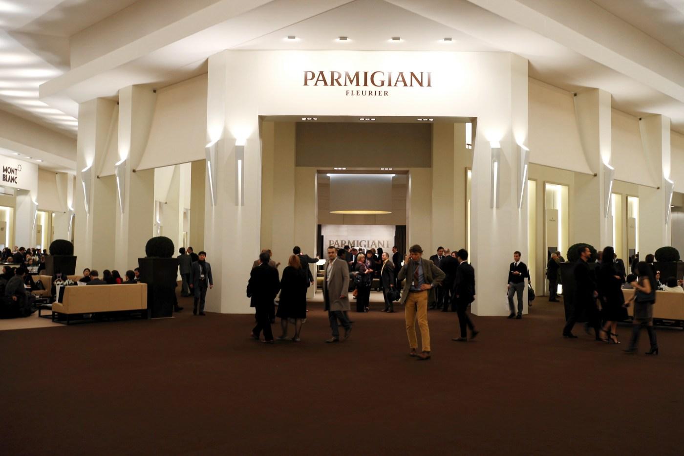 Parmigiani Fleurier SIHH 2012