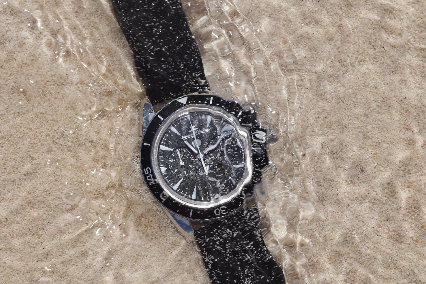 aeger-LeCoultre Deep Sea Chronograph
