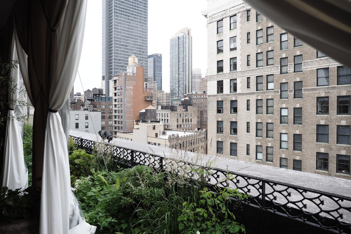Nomad Hotel Rooftop