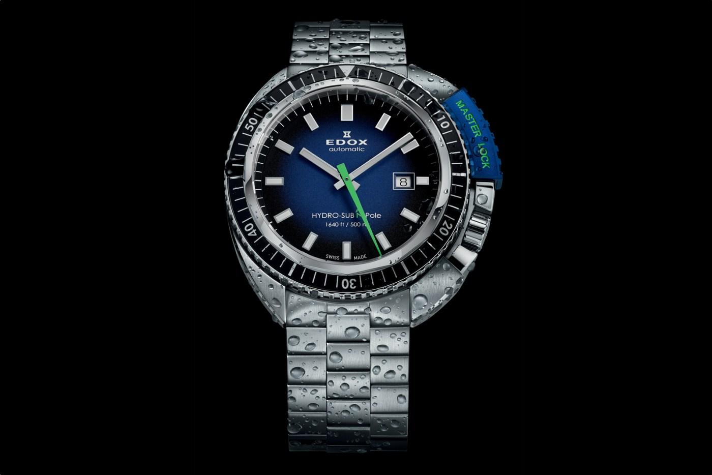 Edox Hydro-Sub Limited Edition ($2,395)