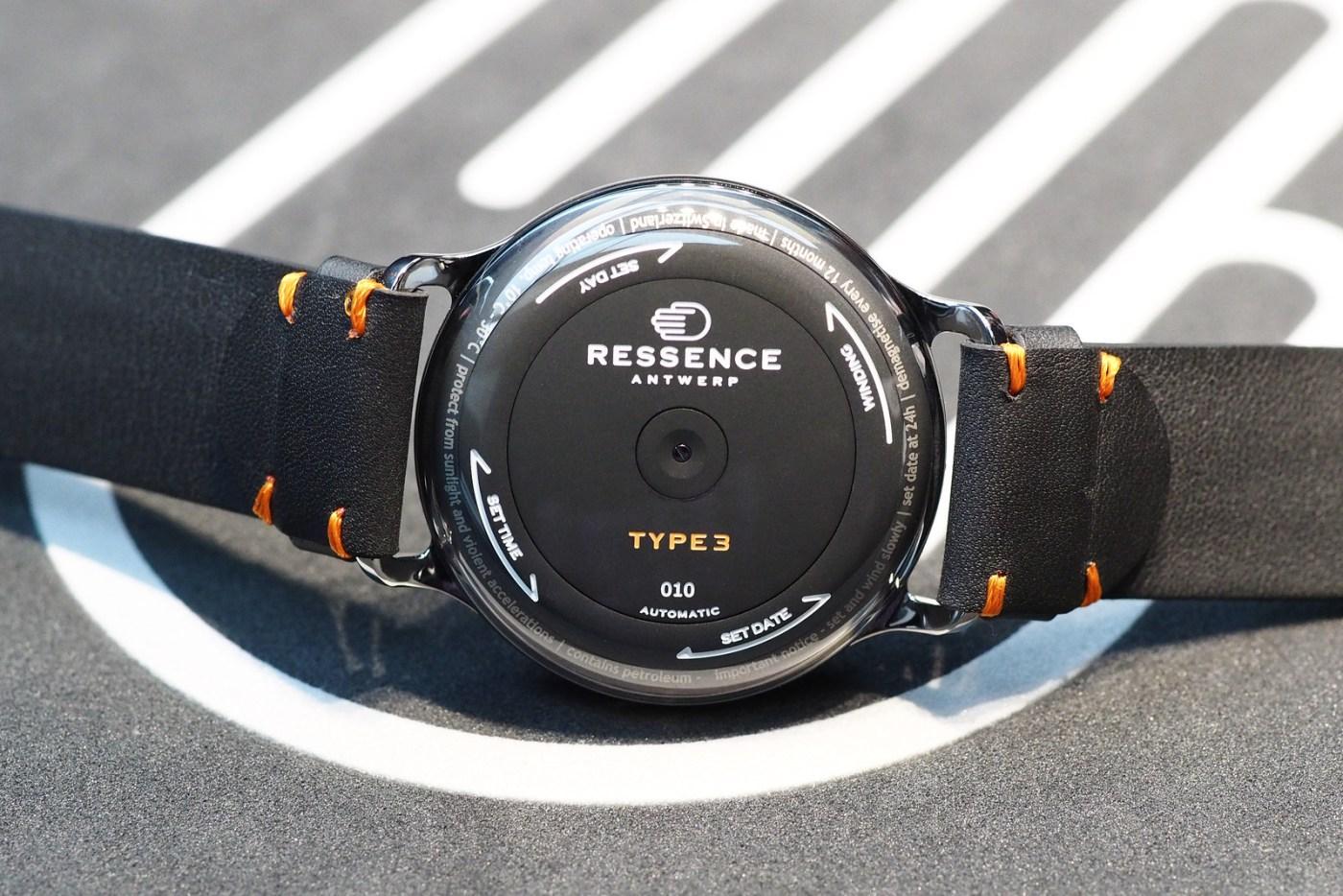 Ressence Type 3