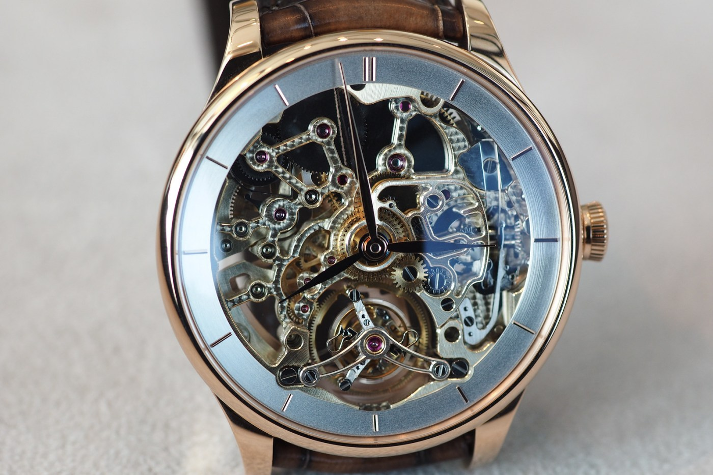 Venturer Tourbillon Skeleton