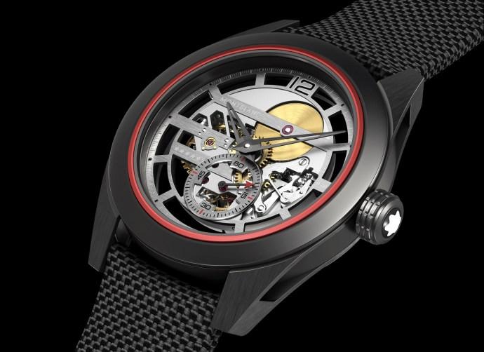 Montblanc TimeWalker Pythagore Ultra Light Concept