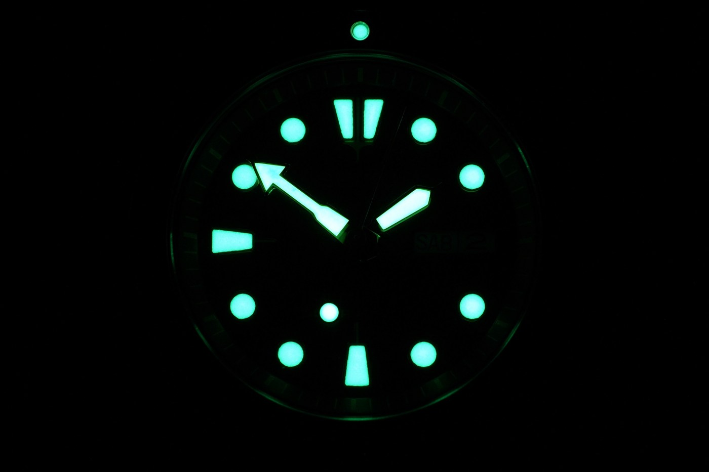 Seiko Prospex SRP775 Turtle lumeshot