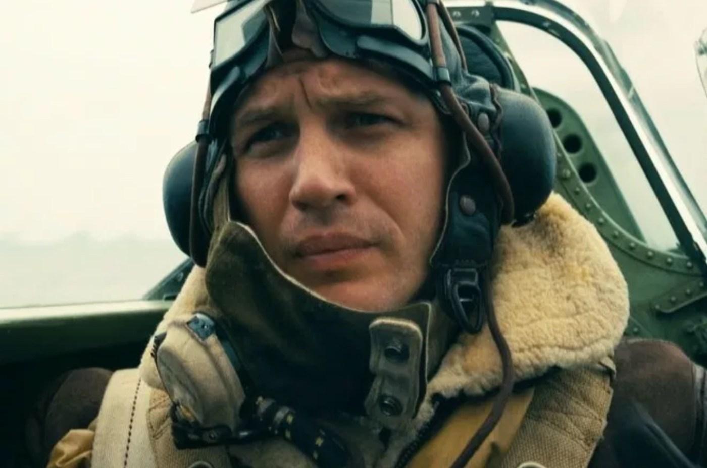 Tom Hardy Dunkirk Omega
