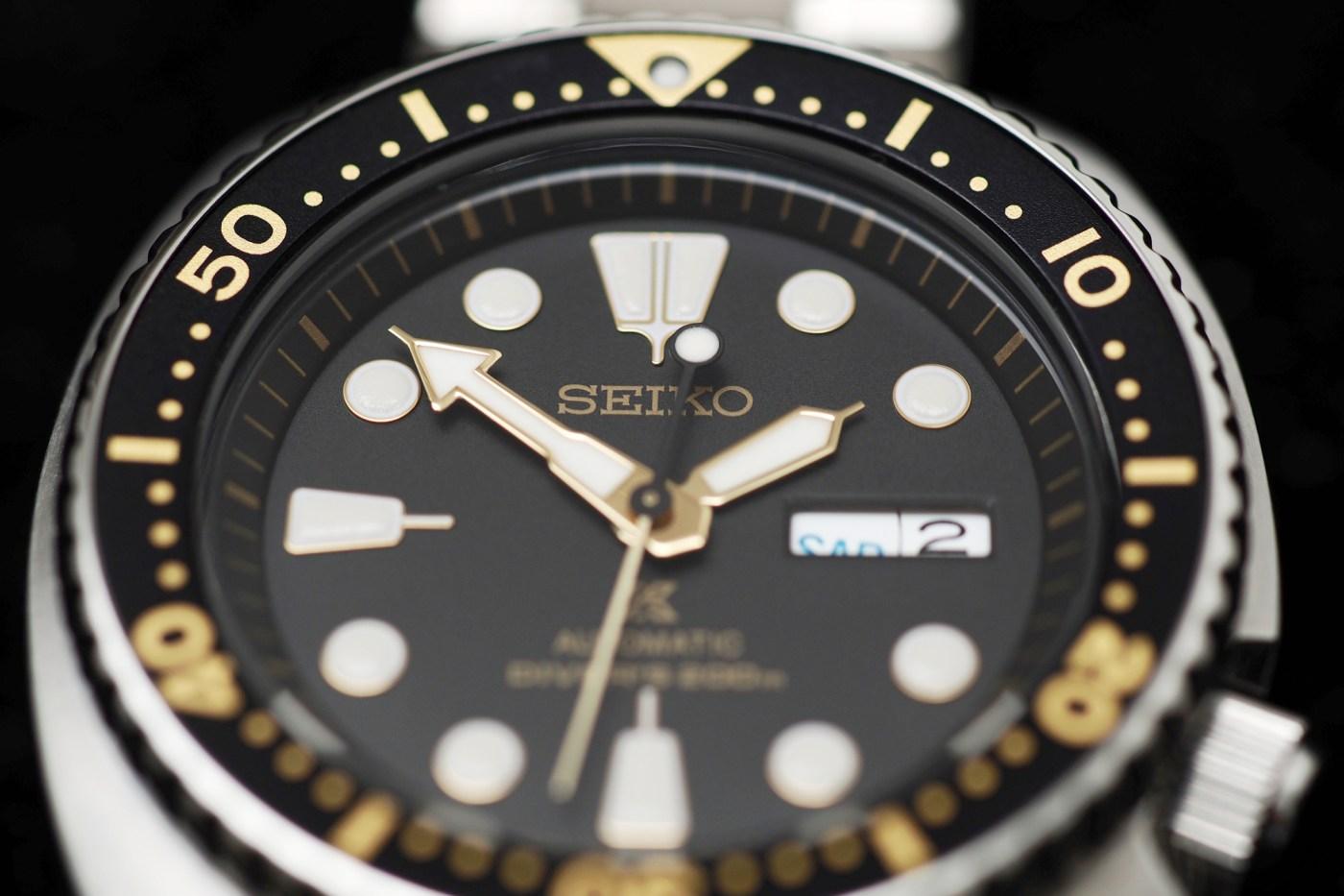 Seiko Prospex SRP775 Diver