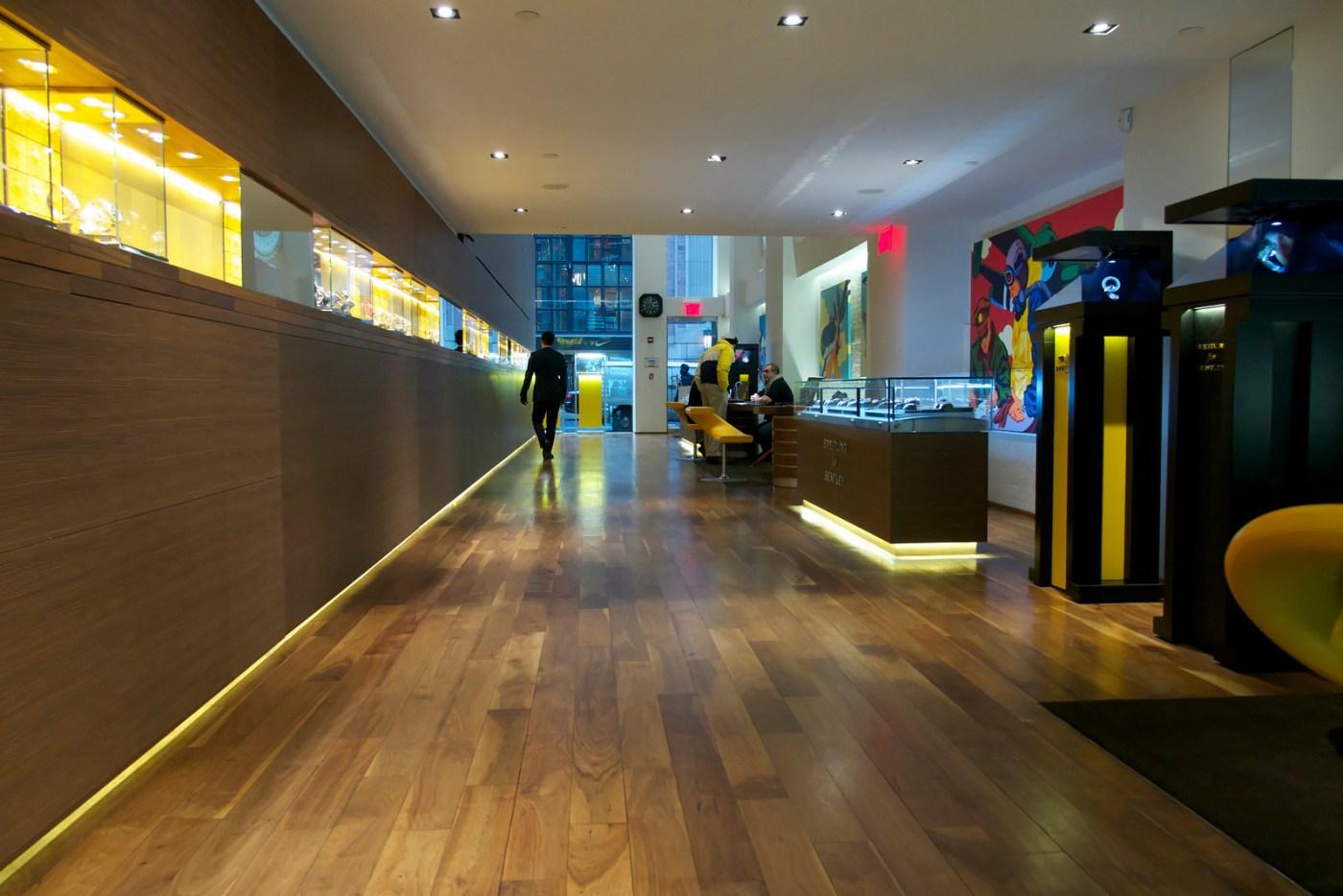 Breitling Boutique New York City