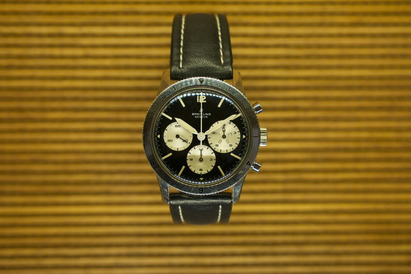 Breitling Boutique NYC Museum Vintage watch