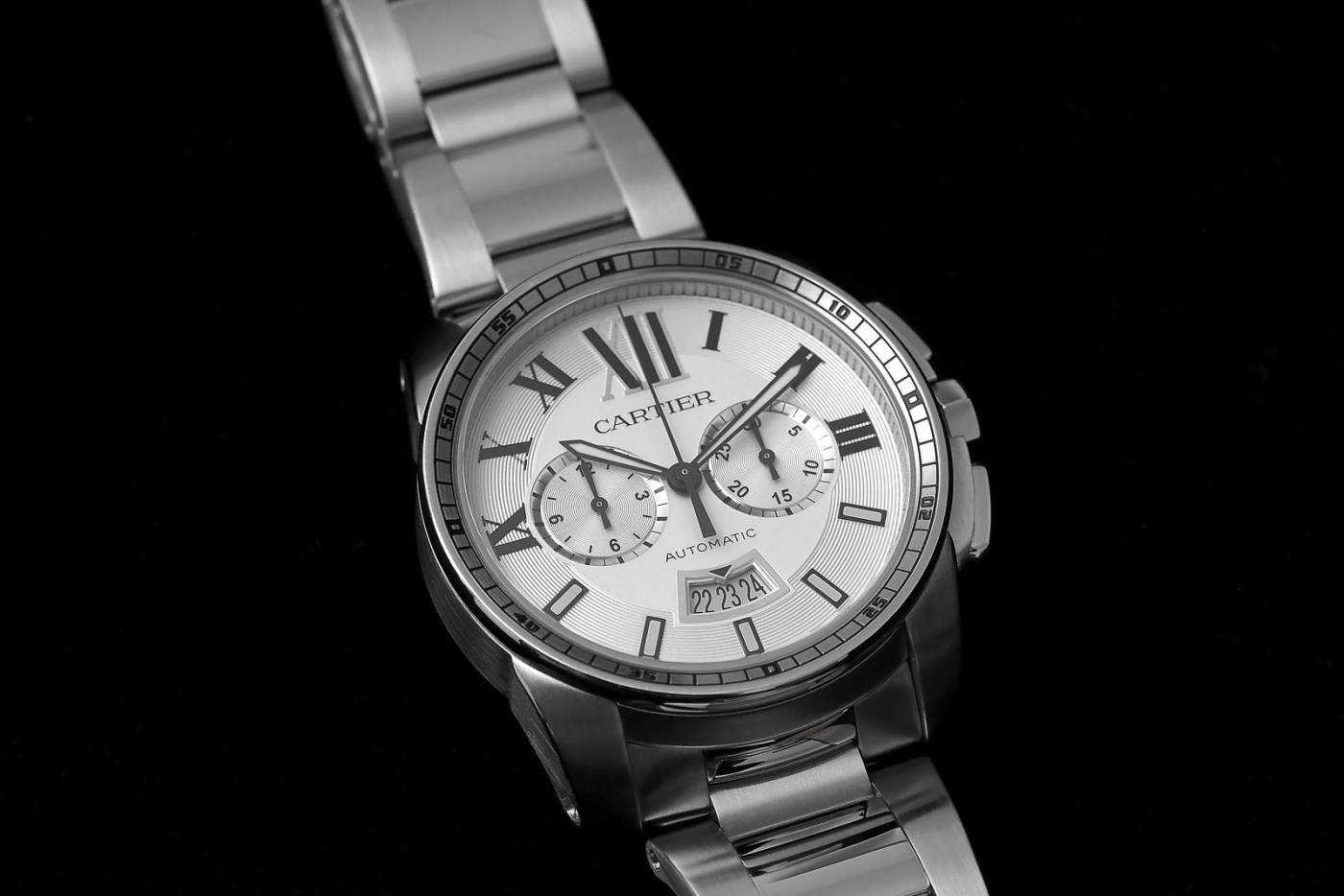 Calibre de Cartier Chronograph